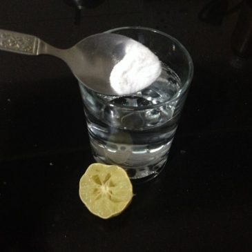 Simple soda bicarbonate solution for Acidity